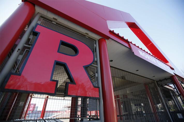 Lockers Installation at Rutgers