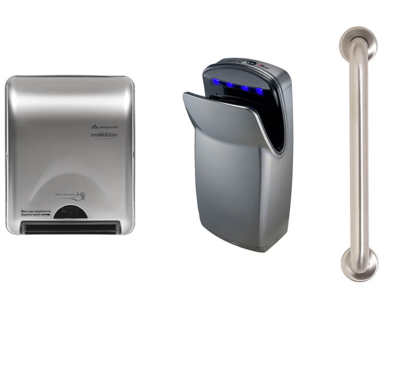 commercial restroom accessories