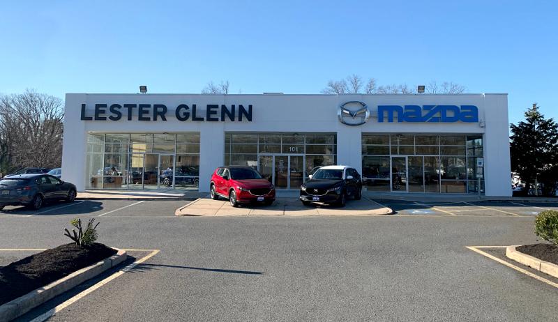 Lester Glen Mazda