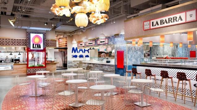 Mercado-Food-Hall -Ny