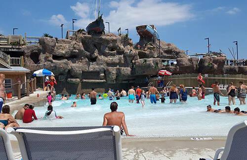 Breakwater Beach Water Park