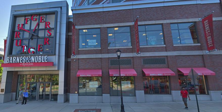 Rutgers Fitness Center