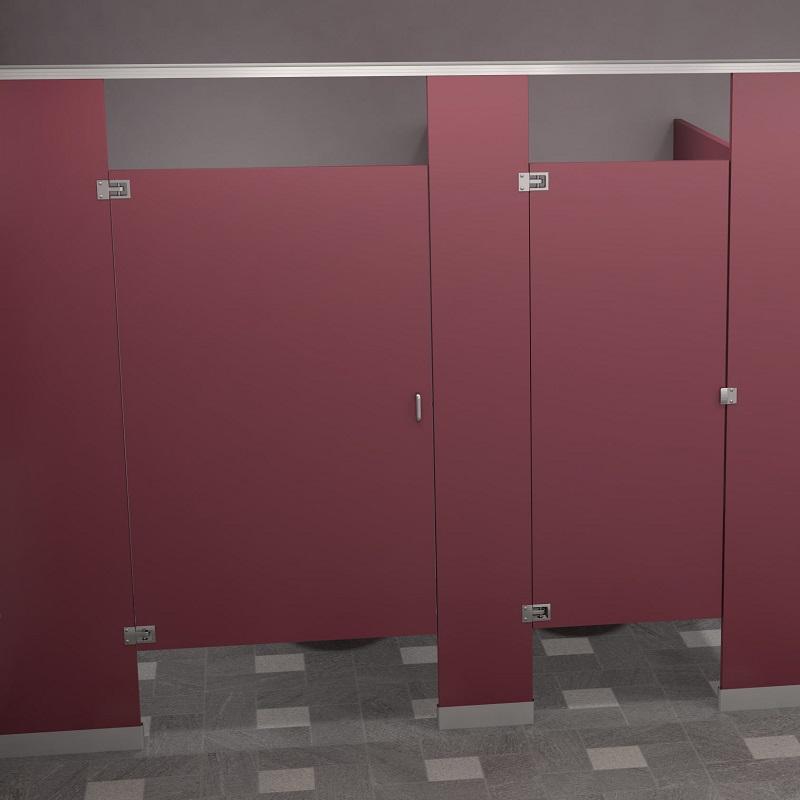 plastic laminate toilet partitions